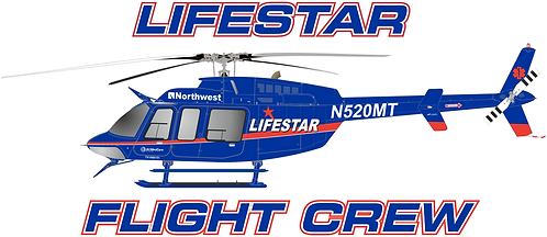 B407#112 - TEXAS - NORTHWEST TEXAS LIFESTAR
