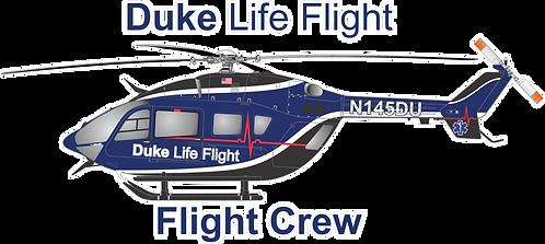 EC145#027 NORTH CAROLINA - DUKE LIFE FLIGHT