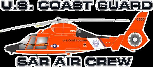 CG#003 MH-65 DOLPHIN