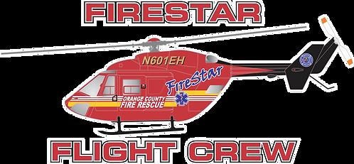 BK-117#012 FL FIRE STAR