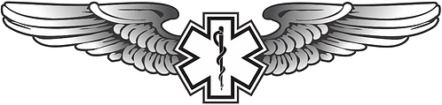 WG#008 S2 WINGS ROD OF ASCLEPIUS