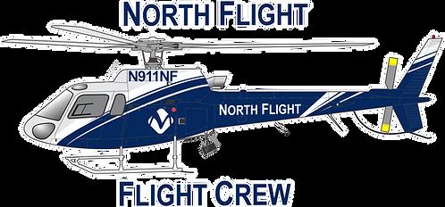 AS350#032 - MICHIGAN - NORTH FLIGHT