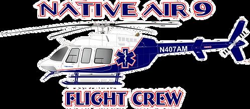 B407#143 ARIZONA -  NATIVE AIR 9