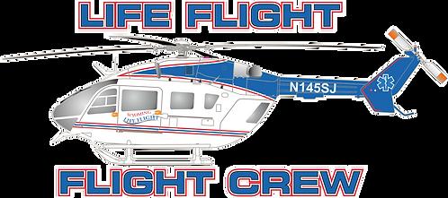 EC145#001 WYOMING - LIFE FLIGHT