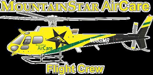 AS350#054 - UTAH - MOUNTAINSTAR AIRCARE