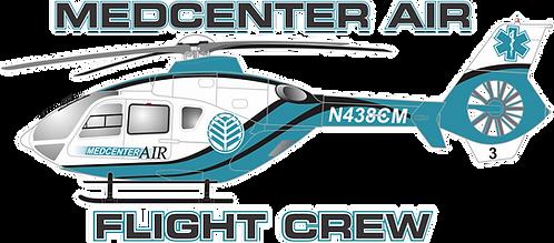 EC135#056 NORTH CAROLINA - MEDCENTER AIR