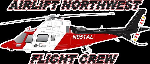 AW109#014 - WASHINGTON - AIRLIFT NORTHWEST