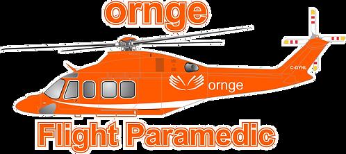 AW139#001 CANADA ORNGE