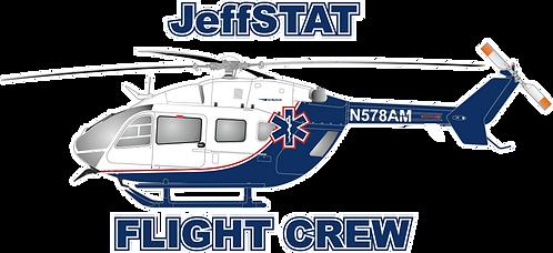 EC145#024 NEWJERSEY - JEFFSTAT N578AM