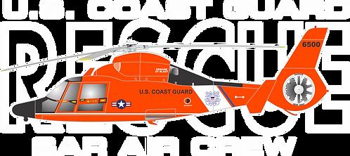 CG#023 MH-65 RESCUE