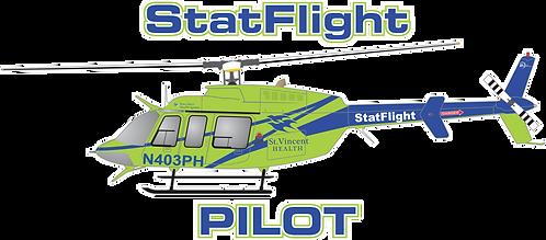 B407#049 - INDIANA - STAT FLIGHT