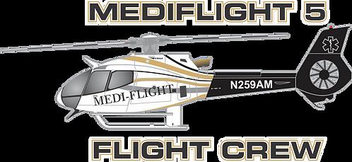 EC130#030 - OKLAHOMA - MEDI FLIGHT N259AM