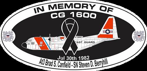 Memorial CG-1600 CGAS KODIAK