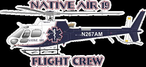 AS350#018 - ARIZONA - NATIVE AIR 19