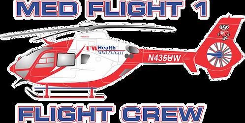 EC135#003  WISCONSIN - MED FLIGHT