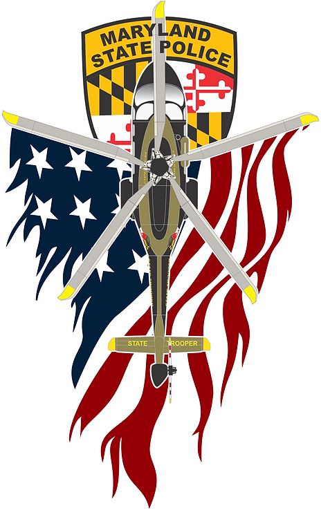 PATRIOT#023 MARYLAND STATE POLICE