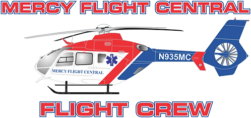 EC135#042 NEW YORK - MERCY FLIGHT