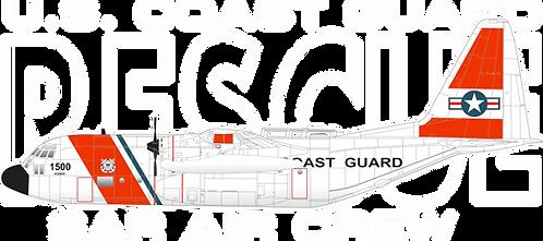 CG#030 HC-130 RESCUE