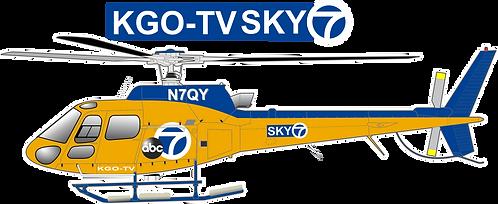 ENG#006 KGO-TV SKY 7