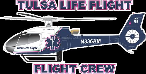 EC130#024 - OKLAHOMA - TULSA LIFE FLIGHT
