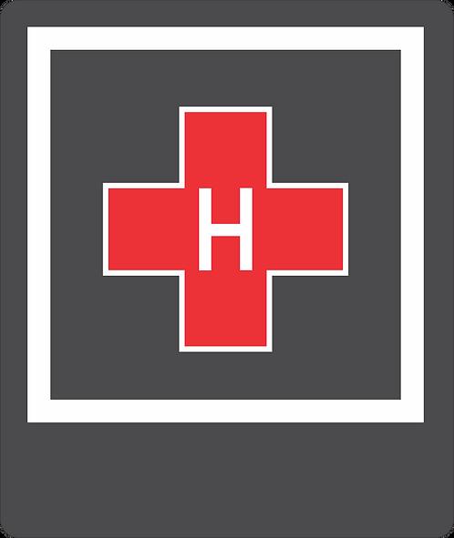 HP#03  HELIPAD