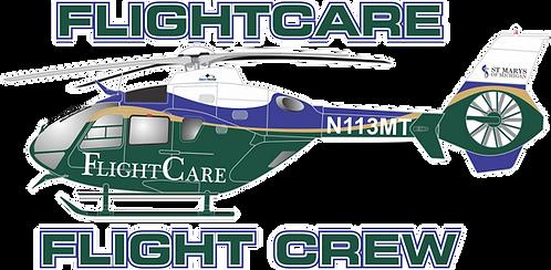 EC135#068 MICHIGAN - FLIGHT CARE
