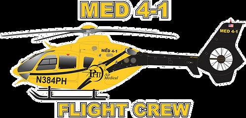 EC135#110 CALIFORNIA - PHI 4-1
