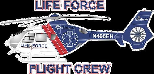EC135#025 TENNESSEE - LIFEFORCE