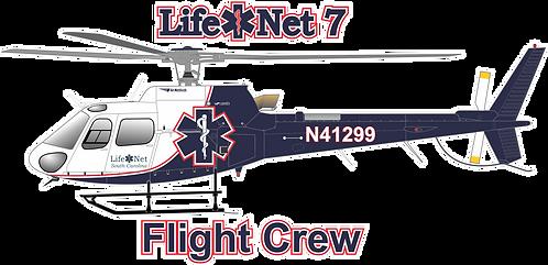 AS350#052 - SOUTH CAROLINA - LIFE NET
