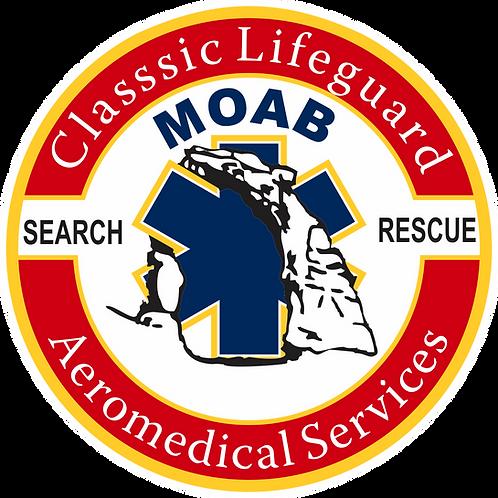 PD#015 CLASSIC LIFEGUARD MOAB