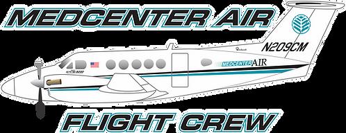 BC#007 NORTH CAROLINA - MEDCENTER AIR