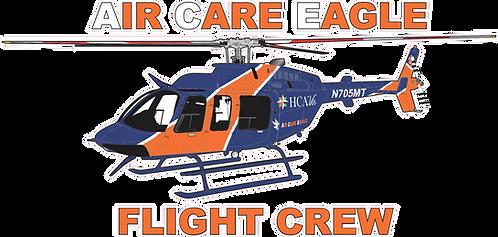 B407#0144 VIRGINIA AIR CARE EAGLE