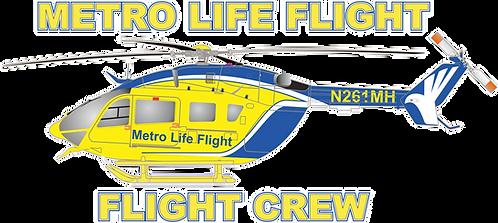 EC145#022 OHIO - METRO LIFE FLIGHT