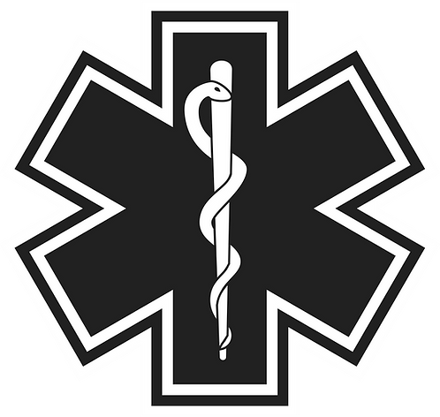 SOL#001 ROD OF ASCLEPIUS BLACK