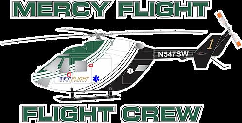 BK-117#038 NY MERCY FLIGHT