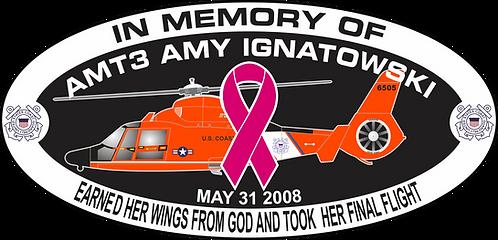Memorial CG-AMY IGNATOWSKI