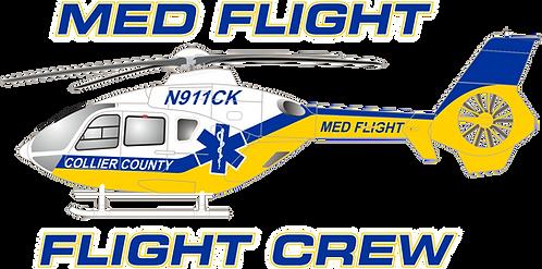 EC135#097 FLORIDA - MED FLIGHT