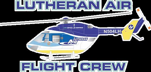 BK-117#020 IL LUTHERAN AIR