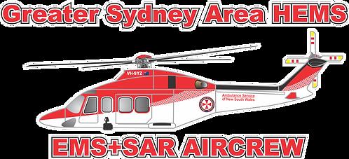 AW139#013 AU NSW AMBUALANCE