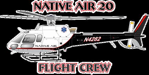 AS350#137-ARIZONA - NATIVE AIR 20