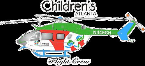 EC145#052 GEORGIA  CHILDRENS ATLANTA