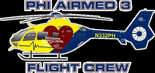 EC135#018  TEXAS - AIRMED