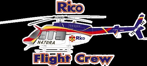B407#123 - TEXAS - RICO 1