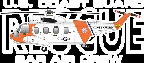 CG#025 HH-52 RESCUE