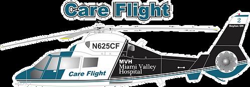 AS365#006 - OHIO - CARE FLIGHT 2