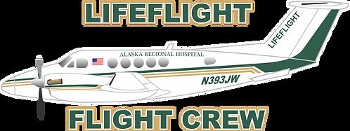 BC#001 ALASKA - LIFE FLIGHT