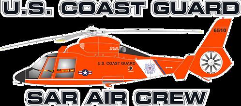 CG#002 HH-65A/B DOLPHIN