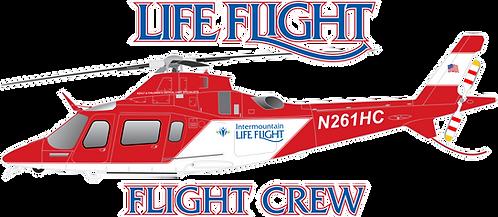 AW109#012 - UTAH - LIFE FLIGHT
