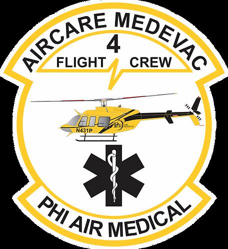 PD#058 PHI AIRCARE4 MEDEVAC