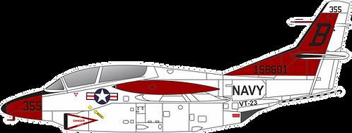 NAVY#014 T-2 BUCKEYE